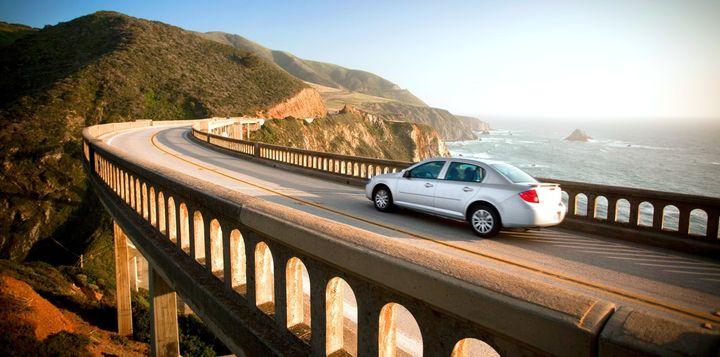 premium car rental service
